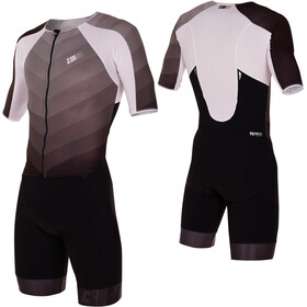 Z3R0D Racer Time Trial Trisuit Men black series